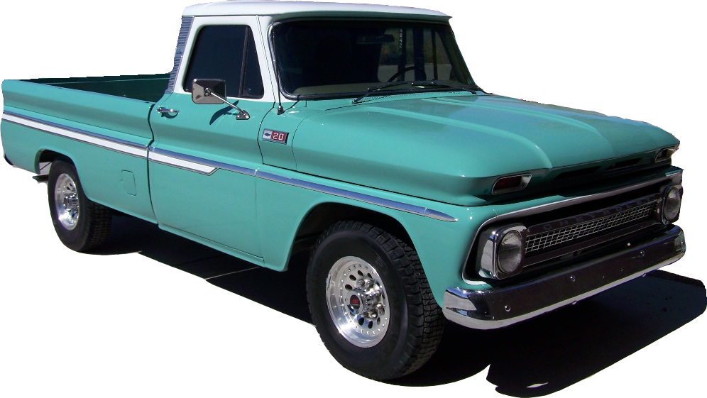 60-66 Chevy Truck IDEA PAGE