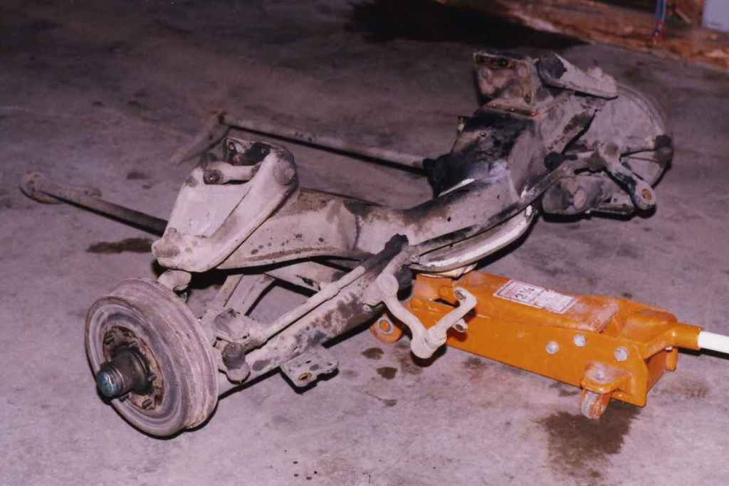 Covert 60-62 Front Suspension - '60-'66 Chevy pickups