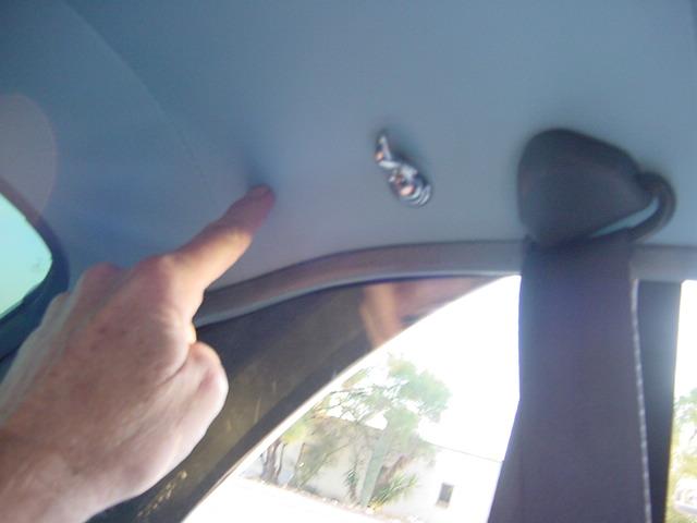 Three Point Seatbelts